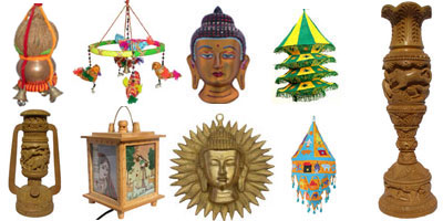 Jindal Crafts' online Indian Home Decor store brings a lucrative range of Home Décor Accessories. Handmade candles, Wall Hangings, Coasters, Photo Frames and a host of home décor products are available.