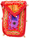 Colorful Embroider Mobile Bag - Indian Traditional Bag