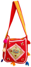 Embroider / Beaded Handbag – Indian Traditional Art