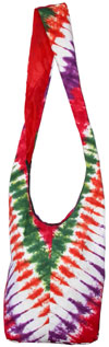Designer Bag Eco Friendly Tie and Dye Colour India Arts