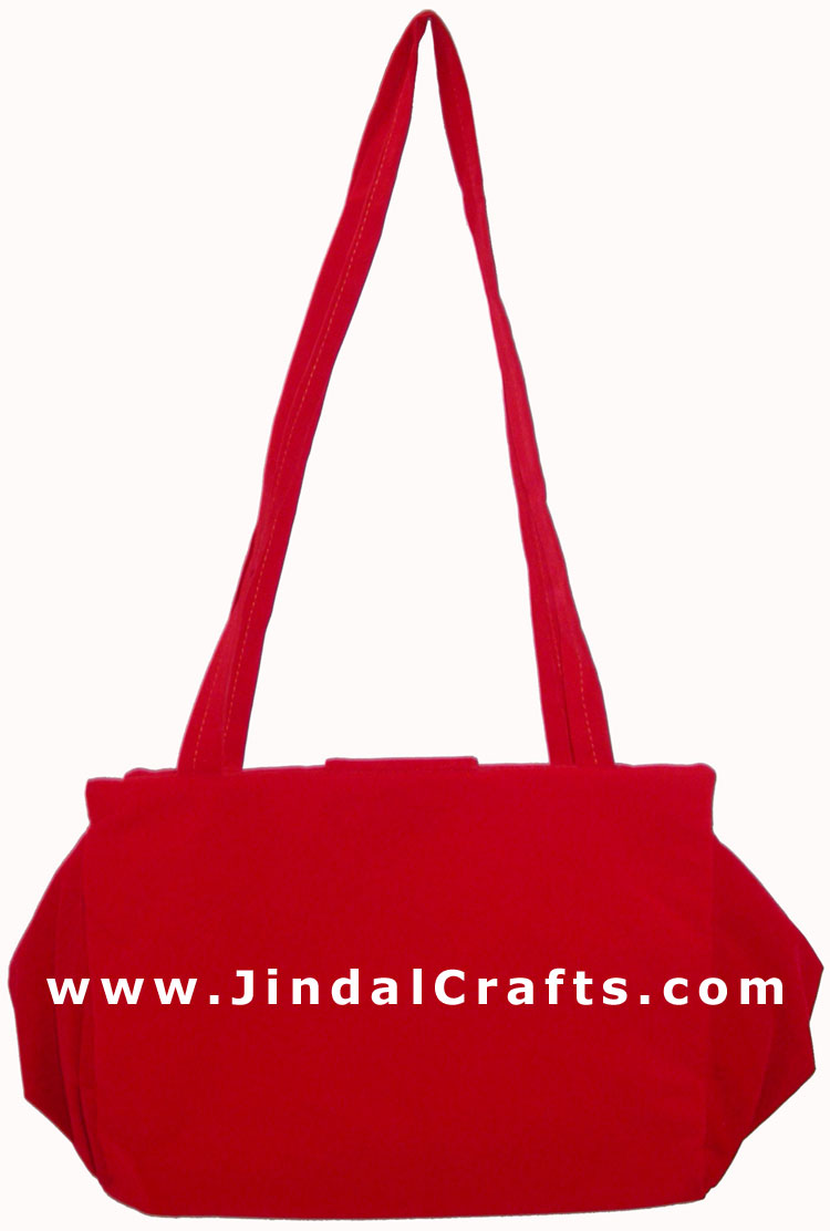 Colorful Eco Friendly Patch Work Shopping Bags India
