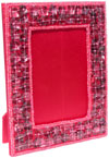 Hand Embroidered Photo Picture Frame India Art Collectible Gift Handicrafts Gift
