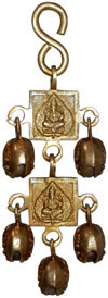 Brass Bell India Handicrafts Artifacts