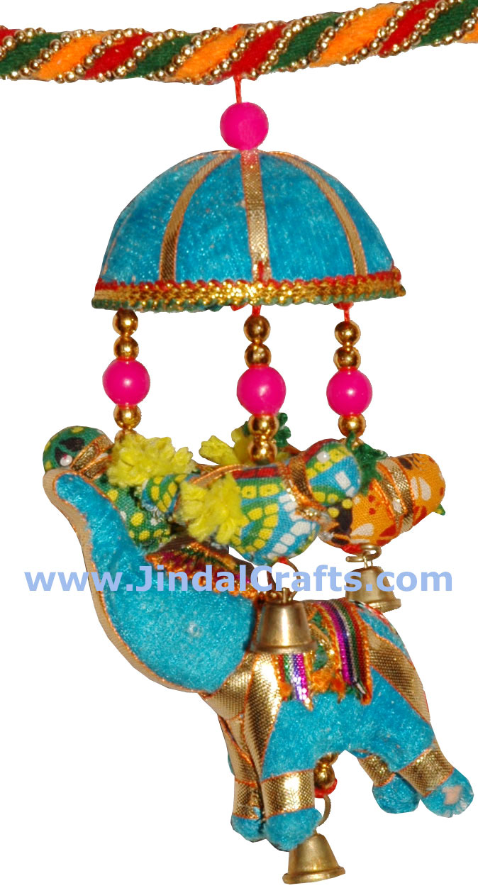 Toran Handmade Home Door Hanging Decoration from India