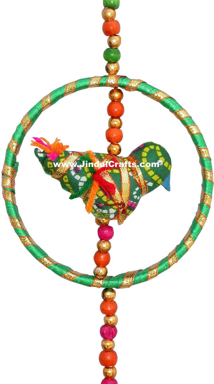 Colourful Handmade Hangings Home Decor Traditional