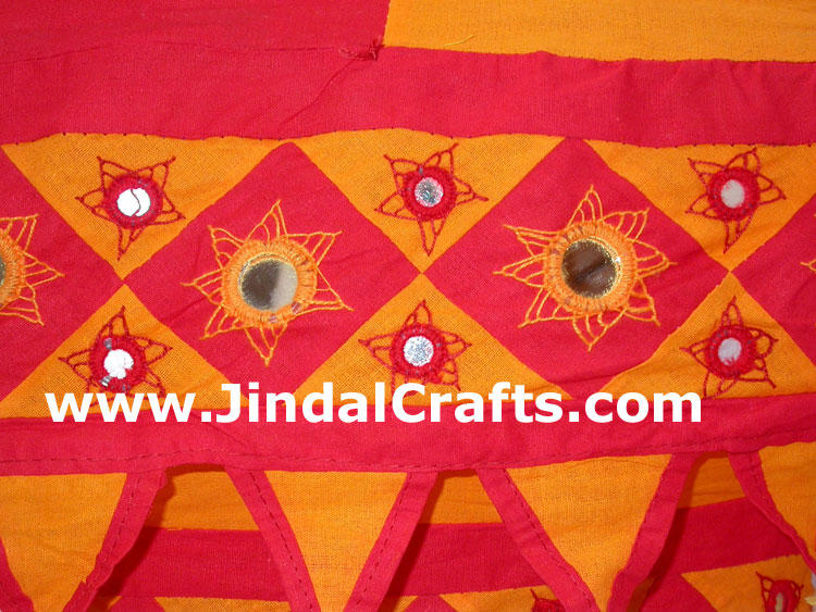 Handmade Lampshade Applique Design for Home Decoration