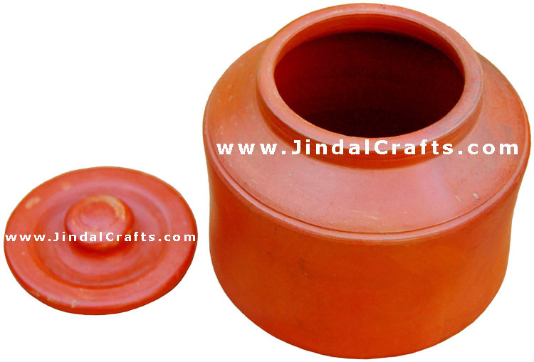 Container - Made from Eco Friendly Terracotta in India
