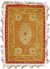 Hand Embroidered Zari Wall Hanging Indian Masterpiece