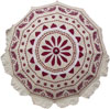 Colorful Hand Embroidered Garden Parasols India Applique Decorative Art Folding