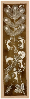 Warli Paintings - Hand Painting from India