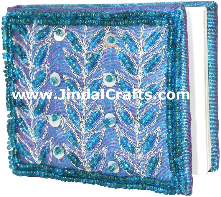 Hand Embroidered Diary Souvenir Handicraft Handicrafts