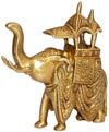 Elephant Figure Home Decoration India Handicraft Gifts