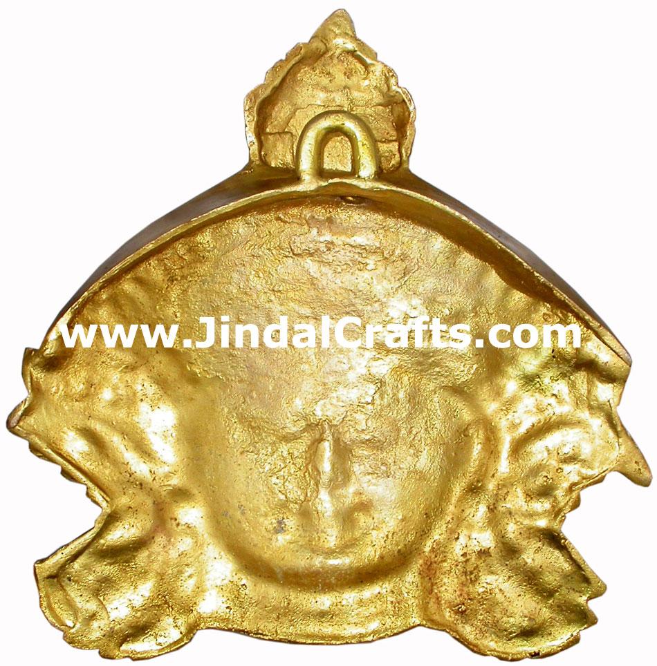 Maa Durga Indian Art Craft Handicraft Home Decor Brass