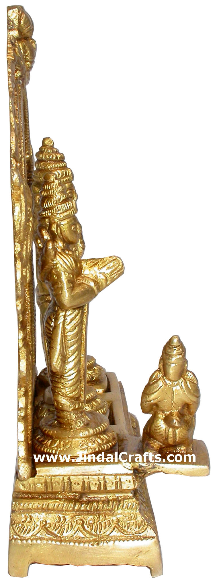 Handmade Brass Statue ...