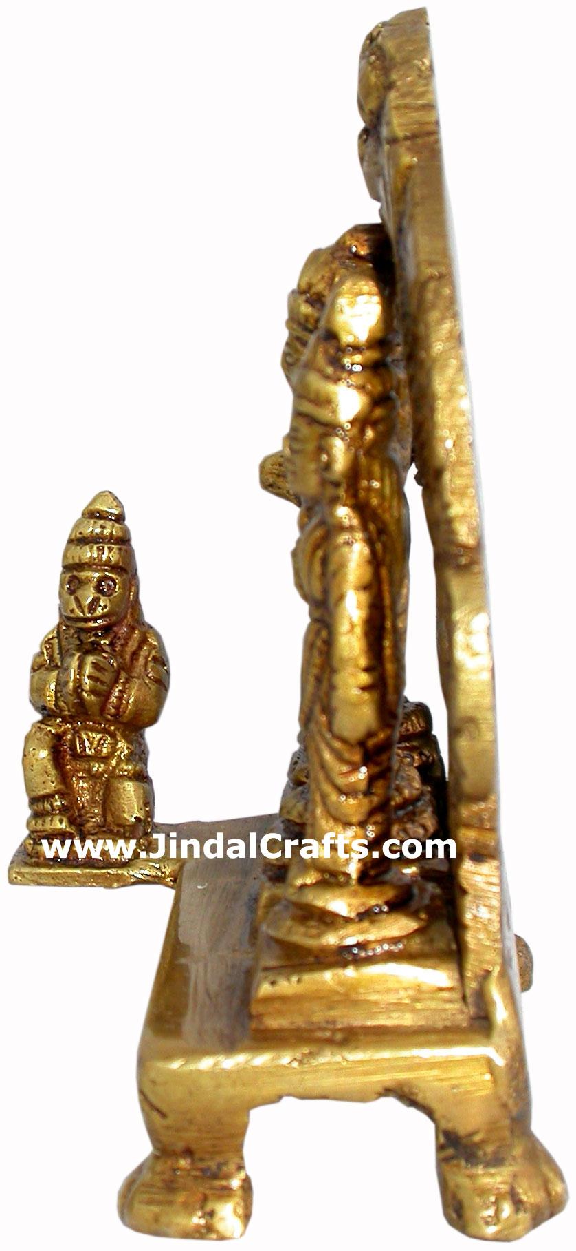 Ram Darbar - Hand Carved Indian Art Craft Handicraft Home