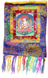 Hand Painted Tibetan Tara Thanka Painting Indian Art