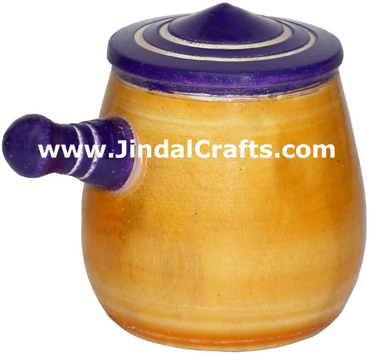 Kitchen Set Toys India: Handmade Wooden Toy From India