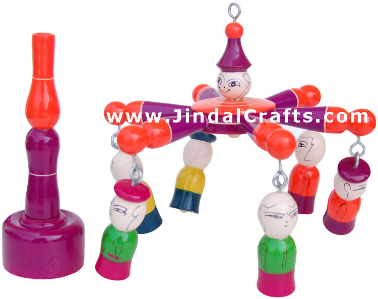 Marry Go Round - Wooden Made Children Toys