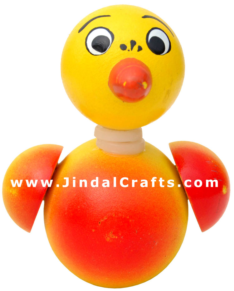 Handmade Hand Painted Abacus Educational Toy India Art