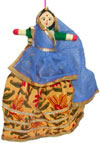 Handmade Traditional Hanging Doll Indian Art Decorative