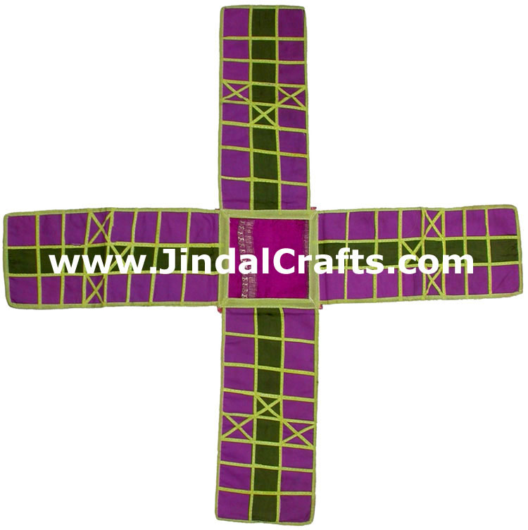 Pachisi - Traditional Indian Handmade Game
