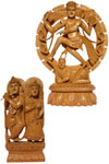 Creating oriental magic and mystic charm, the Hindu deity statues, carved out of wood, stones, clay or metal, are perfect collectible items. Showcased here is a spectacular assortment of handcrafted statues of Hindu Deities in various materials and expres
