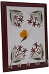 Jindal crafts offer a nice collection of key holders in differnt styles, colors and sizes. They are made from brass, wooden having Gemstone painiting in front side etc.
