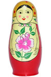Jindal Crafts offers Nested Dolls with vegetable colours. A wide range is available depending upon different themes.
